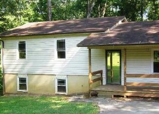 Pre Foreclosure in Jasper 30143 SOUTHWOODS DR - Property ID: 1692097365