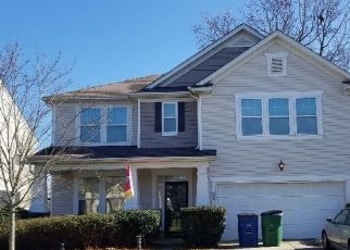 Pre Foreclosure in Matthews 28104 LAWRENCE DANIEL DR - Property ID: 1692441620