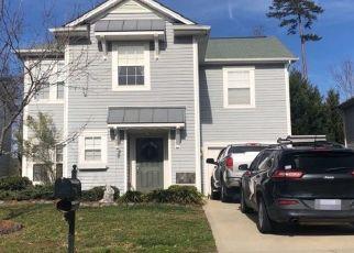 Pre Foreclosure in Monroe 28110 WATERLEMON WAY - Property ID: 1692443815