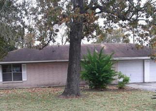 Pre Foreclosure in Baytown 77523 STAPLES DR - Property ID: 1692644394