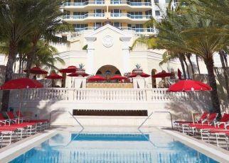 Pre Foreclosure in North Miami Beach 33160 COLLINS AVE - Property ID: 1692655345