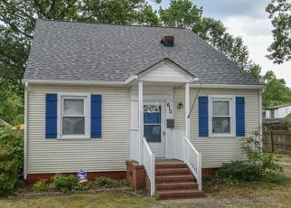 Pre Foreclosure in Newport News 23605 ELLEN RD - Property ID: 1693013166