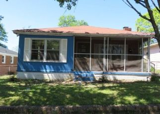 Pre Foreclosure in Macon 31206 MONROE AVE - Property ID: 1693506330