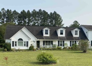 Pre Foreclosure in Brooklet 30415 OLD RIVER RD S - Property ID: 1693524281