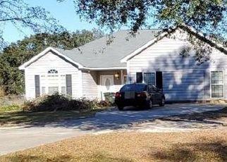 Pre Foreclosure in Leesburg 31763 JOE TOOLE DR - Property ID: 1693616255