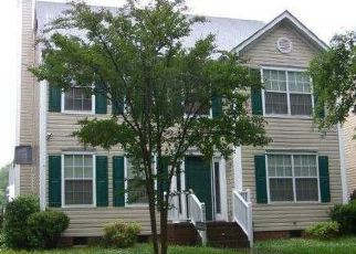Pre Foreclosure in Norfolk 23504 GATE HOUSE RD - Property ID: 1694365641