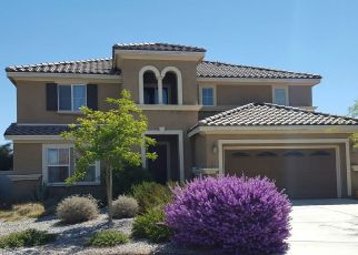 Pre Foreclosure in Victorville 92394 IRON CANYON LN - Property ID: 1694410755