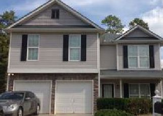 Pre Foreclosure in Snellville 30039 DUVAL POINT WAY SW - Property ID: 1694530756