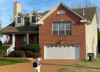 Pre Foreclosure in Mount Juliet 37122 GRACELAND CT - Property ID: 1694612208