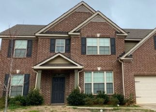 Pre Foreclosure in Loganville 30052 GEORGIA CIR - Property ID: 1694643754