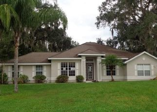 Pre Foreclosure in Deland 32720 PAOLINI DR - Property ID: 1694877630