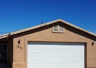 Pre Foreclosure in Bullhead City 86442 GRANADA DR - Property ID: 1695016465