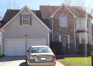 Pre Foreclosure in Atlanta 30354 LITTLE HAMPTON CT SE - Property ID: 1695195597