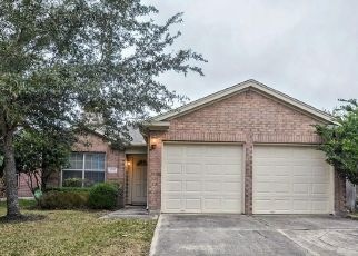 Pre Foreclosure in Richmond 77407 BALDWIN ELM ST - Property ID: 1695221884