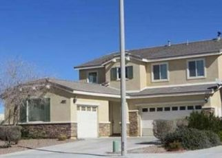 Pre Foreclosure in Victorville 92394 DESERT CANDLE LN - Property ID: 1695264805