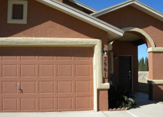Pre Foreclosure in El Paso 79938 TIERRA FIJI LN - Property ID: 1695449627