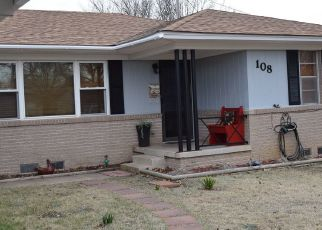 Pre Foreclosure in Ardmore 73401 LUCILLE DR - Property ID: 1695490803