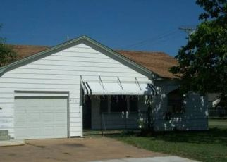 Pre Foreclosure in Duncan 73533 N D ST - Property ID: 1695510952