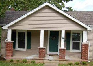 Pre Foreclosure in Columbus 47201 N GLADSTONE AVE - Property ID: 1695674299