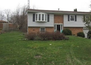 Pre Foreclosure in Connersville 47331 W SERENITY PKWY - Property ID: 1695689183