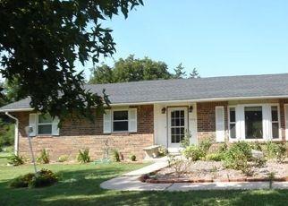 Pre Foreclosure in Wynnewood 73098 S JOHNSON LN - Property ID: 1695732557