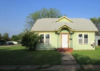 Pre Foreclosure in Breckenridge 76424 N HARTFORD ST - Property ID: 1696062794