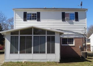 Pre Foreclosure in Dearborn Heights 48125 PRINCESS ST - Property ID: 1696243224