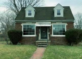 Pre Foreclosure in Detroit 48224 MARLBOROUGH ST - Property ID: 1696248934