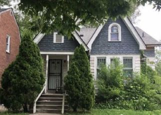 Pre Foreclosure in Detroit 48224 BUCKINGHAM AVE - Property ID: 1696334325