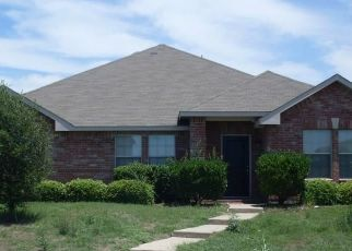 Pre Foreclosure in Lancaster 75134 ABBY LN - Property ID: 1696611572
