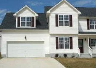Pre Foreclosure in Cameron 28326 BRITISH LN - Property ID: 1696644412