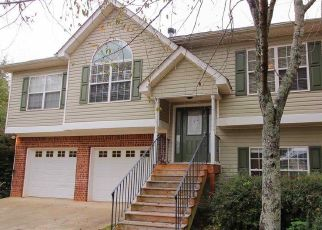 Pre Foreclosure in Comer 30629 SHANNONS PL - Property ID: 1696782825