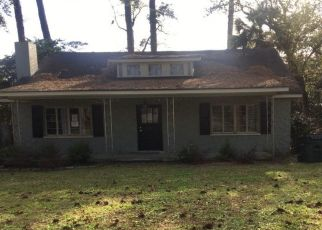 Pre Foreclosure in Thomasville 31792 GLENWOOD DR - Property ID: 1697166478