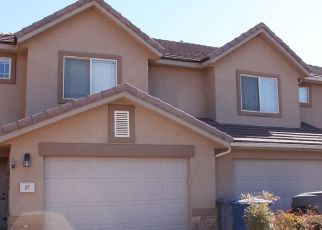 Pre Foreclosure in Washington 84780 BLUFF VIEW DR - Property ID: 1697522104
