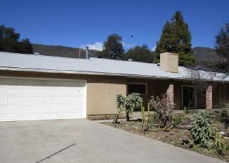 Pre Foreclosure in Santa Clarita 91390 CALLE EL FUENTE - Property ID: 1697540509