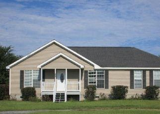 Pre Foreclosure in Thomasville 31757 ROLLING WAY - Property ID: 1697730142