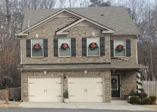 Pre Foreclosure in Cumming 30028 HEDGE BROOK DR - Property ID: 1697786206