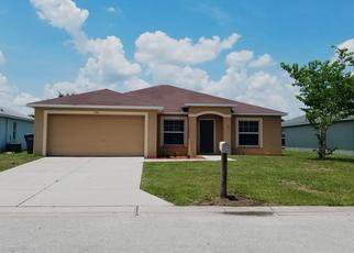 Pre Foreclosure in Lakeland 33810 SADDLEHORN DR - Property ID: 1697829125