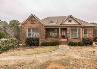 Pre Foreclosure in Columbiana 35051 COVINGTON PLACE DR - Property ID: 1698161562