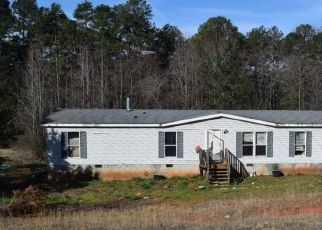 Pre Foreclosure in Eastanollee 30538 INFANTRY DR - Property ID: 1698424338