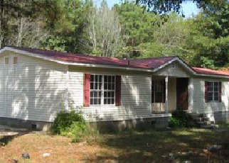Pre Foreclosure in Piedmont 36272 OLD GNATVILLE RD - Property ID: 1698971820