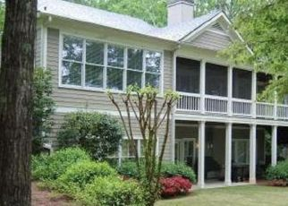 Pre Foreclosure in Eatonton 31024 BROADLANDS DR - Property ID: 1699067283