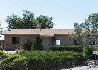 Pre Foreclosure in Rio Rancho 87124 BUNKER HILL CT SE - Property ID: 1699572263