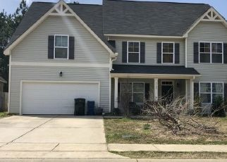 Pre Foreclosure in Fayetteville 28314 BADIN LAKE LN - Property ID: 1700387789
