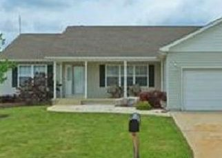 Pre Foreclosure in Wright City 63390 WINCHESTER CT - Property ID: 1700747353