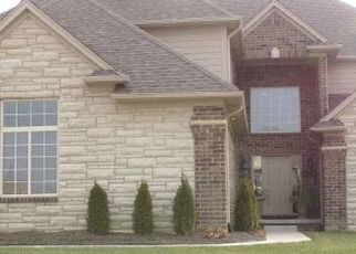 Pre Foreclosure in Macomb 48042 TRANQUILITY DR - Property ID: 1700775833
