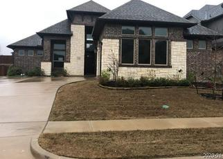 Pre Foreclosure in Burleson 76028 ST ELIAS DR - Property ID: 1701895277