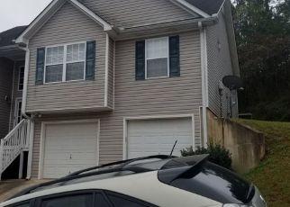 Pre Foreclosure in Dallas 30132 BAINBRIDGE CIR - Property ID: 1702820732