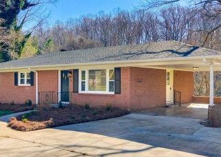 Pre Foreclosure in Lexington 27292 DORA LN - Property ID: 1703128174