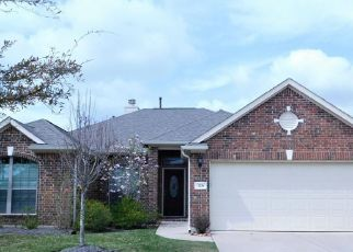 Pre Foreclosure in Richmond 77469 LONG CANYON LN - Property ID: 1704364585